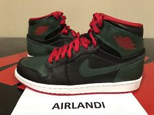 a27057433fc item 3 NIKE AIR JORDAN 1 RETRO HIGH SIZE 8 GORGE GREEN GYM RED BLACK 332550  025 -NIKE AIR JORDAN 1 RETRO HIGH SIZE 8 GORGE GREEN GYM RED BLACK 332550  025