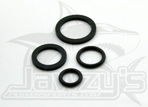 /& Kawasaki KZ1000 Z1R New K/&L Fuel PETCOCK Valve Repair KIT 18-2712