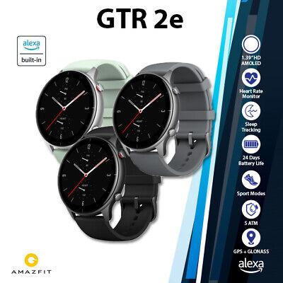 "Amazfit GTR 2e 1.39"" AMOLED Bluetooth 5 ATM GPS Fitness Tracking Smartwatch(New)  | eBay"