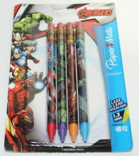 Avengers Mechanical Pencils