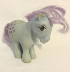 My-Little-Pony-Bluebelle-G1-1982-Vintage-MLP-Year-1-Original-Hasbro-Hong-Kong