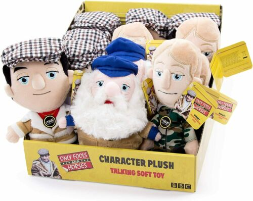 Brand New Official Licensed Seulement Fools and Horses peluche parlante jouet RODNEY