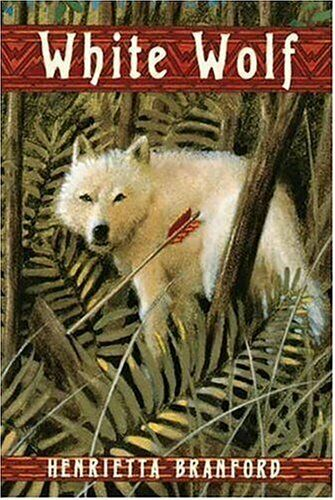 White Wolf by Branford, Henrietta Book The Fast Free Shipping