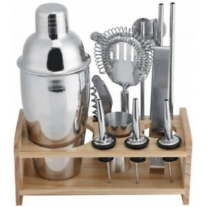 Set-12in1-professionale-COCKTAIL-barista-barman-bar-shaker-misurino-jigger-tappi