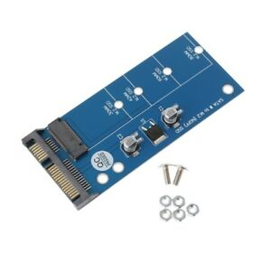 M2-NGFF-SSD-SATA3-SSDs-To-SATA-Expansion-Card-Adapter-SATA-To-NGFF-Converter-New