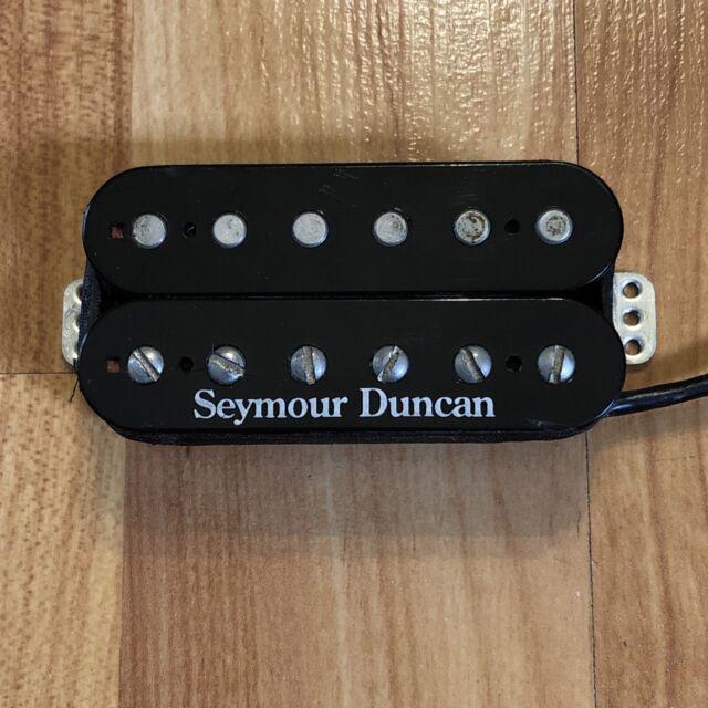 Seymour Duncan TB-14 Duncan Custom 5 Bridge Trembucker Humbucker Black Alnico