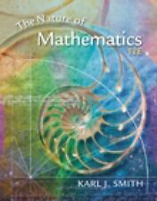 Nature of Mathematics, 12th Edition by Smith, Karl J.
