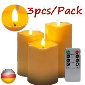 3pcs-LED-Kerze-Aussen-mit-Timer-flackernde-Kerzen-flackernd-Outdoor-Garten-Balkon