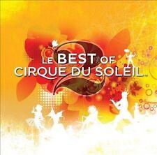 Le Best of Cirque du Soleil, Vol. 2 [Digipak] * by Cirque du Soleil (CD, 2012)