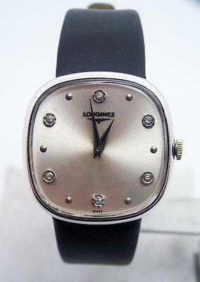 Vintage Mens LONGINES 17J Winding Watch  Cal 18L/1 1960's* Good Cond* SERVICED
