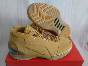 Image is loading Nike-Air-Zoom-Generation-ASG-QS-Wheat-LBJ-