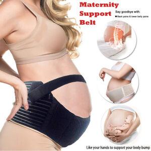Deluxe Maternity Band Abdomen Back Support Belt Pregnancy Tummy Belly Brace Ebay