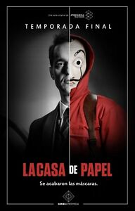 Details about Poster A3 Series House Paper Berlin / Money Heist Poster 01