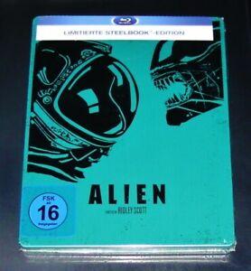 Alien-edicion-limitada-Steelbook-Edition-con-presion-interna-Blu-Ray-nuevo-amp-OVP