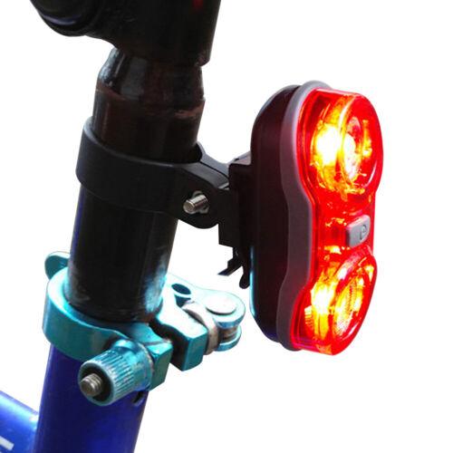 Rear Lights Lamp Bike Taillight Warning Light Bicycle Waterproof Safety