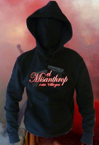 Sweatshirt Kapu el Misanthrop i ain´t like you Menschenfeind