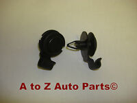 Nissan Sentra, Altima, Maxima, Trunk Cargo Net Upper Retainer Clips, Set Of 2,oe