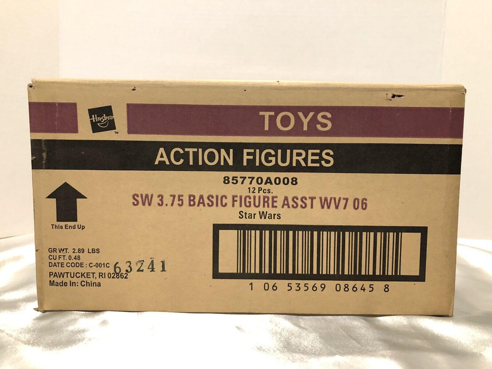 Nuovo Hasbro estrella guerras Saga  Collection azione cifras Wave 7 2006 In Original scatola  grandi prezzi scontati