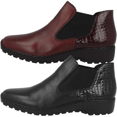 Rieker Cristallino Bahamas Schuhe Damen Antistress Slipper FGUJ9