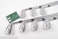 TAYLORMADE RAC COIN FORGED IRONS / 3-9 / REGULAR 5.0 STEEL SHAFTS / 42883