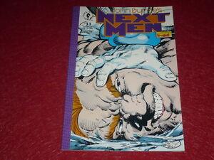 Bd-Comics-Oscuro-Horse-USA-John-BYRNE-039-S-Next-Men-11-1993-Incorporating-M4