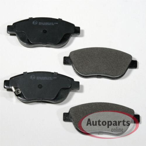 Chevrolet Trax Bremsscheiben Bremsen Bremsbeläge für vorne hinten