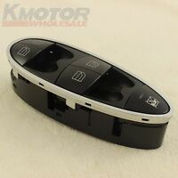 Power Window Master Switch For Mercedes Benz Cls500 Cls550 (chrome Frame)