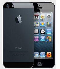 Apple iPhone 5 -16GB 32G 64GB (Factory Unlocked)Smartphone Black, White Phone*