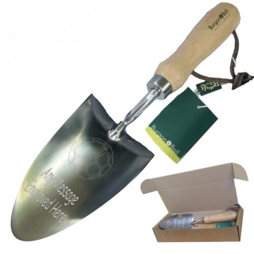 Personalised Garden Trowel Girl Friend Wife Fiancee Christmas Gift 077