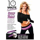 10 Minute Solution: Dance Your Body Thin Kit with Weighted Dance Belt (DVD, 2009, With 2 Weighted Dance Belts)