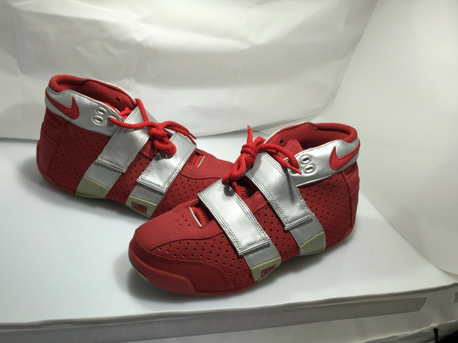 10e923f4 Nike Zoom Lebron 20 5 5 October Collector Item Rookie 1 2 3 4 7 8 9 ...