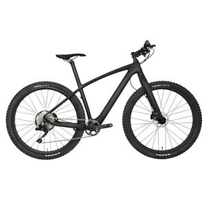 NEW-29er-Carbon-Bike-MTB-Complete-Mountain-Bicycle-Wheel-12s-Fork-Hardtail-21-XL