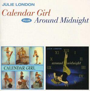 Julie-LONDRES-Chica-De-Calendario-alrededor-de-medianoche-NUEVO-CD-bonus-tracks-rmst