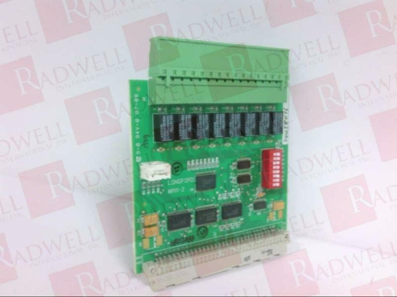 LONGFORD ELECTRONIC M1111-2   M11112 (USED TESTED CLEANED)