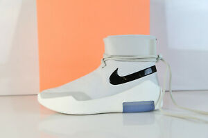 Details about Nike X Fear of God Shoot Around SA Light Bone Black AT9915 002 11 fog