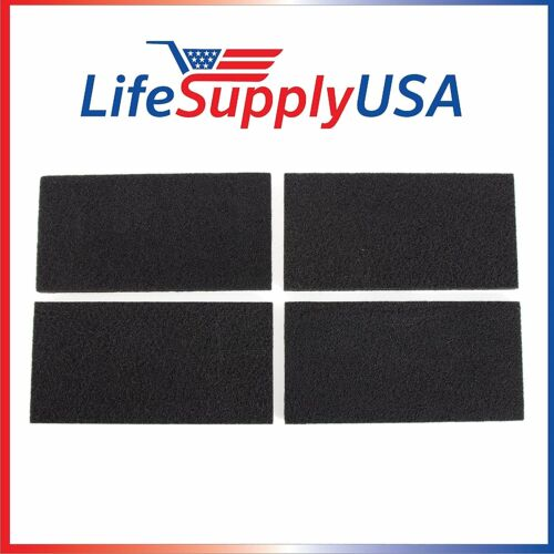 HAPF-30D PPS100 etc 10 Packs of 4 Replacement Carbon Filters for Holmes HAPF30
