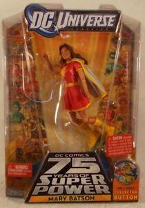 DC Universe WAVE 12 MARY BATSON action figure RED Variant Darkseid Torso BAF