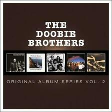 Original Album Series, Vol. 2 [Slipcase] by The Doobie Brothers (CD, Sep-2013, 5 Discs, Warner Bros.)