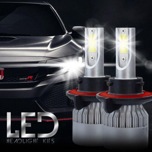 XENTEC LED HID Headlight Conversion H13 9008 6000K 2006-2008 Lincoln Mark LT