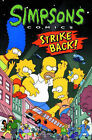 Simpsons Comics Strike Back by Mary Trainor, etc. (Paperback, 1994)
