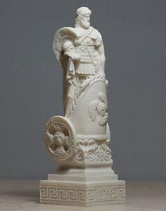 Ares mars greek god of war statue sculpture figure handmade greece