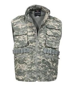 Adroit Us Ranger Acu Ucp Army Hunting Outdoor W Sacs At Digital Xl / Extra Large