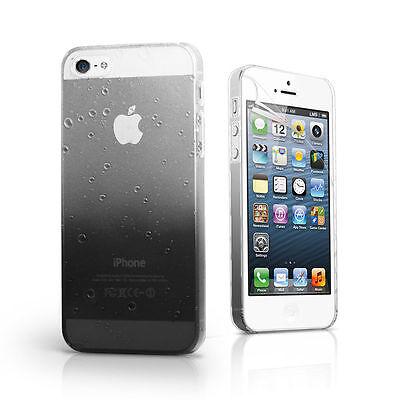 AP1S 3D Tropfen Zubehör Hülle Display Folie für Smartphone Handy iPhone 5 5S