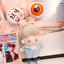 Hand-made Kpop EXO XOXO BAEK HYUN Doll Clothes Shirt Balloon Gift Be