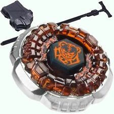 Rock Orso Metal Fusion 4D Beyblade STARTER SET w/ Launcher & Ripcord!