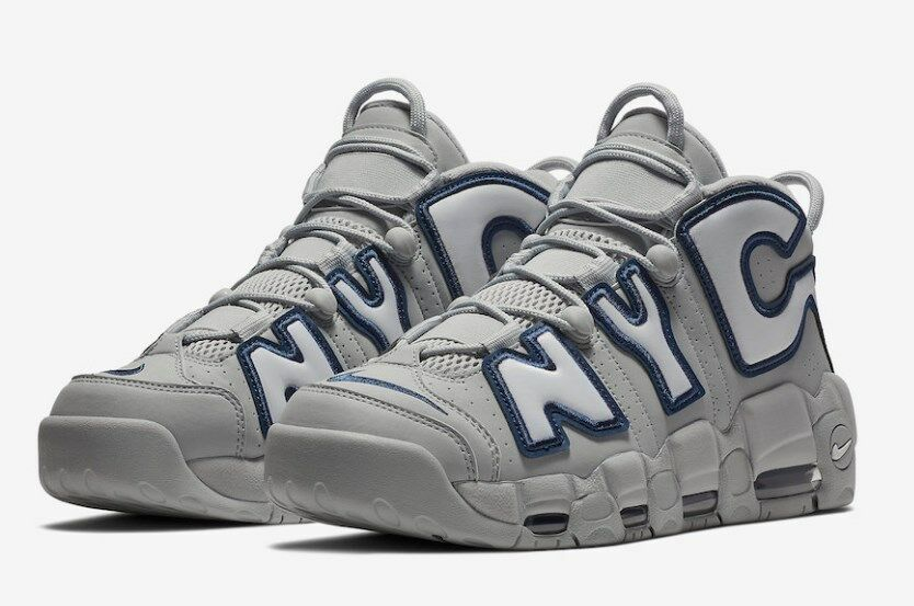 NlKE AIR MORE UPTEMPO NYC NEW YORK SIZE 10 MENS DEADSTOCK  SHOES Comfortable and good-looking