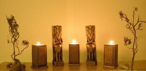 tlight titolare x 3 Oro Egyptian FARAON x 2