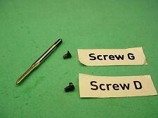 "1.8 mm threading tap for Pocher Lamborghini Aventador ""D"" & ""G"" screws"