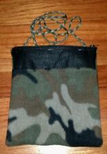 (Green Camo!) Sugar Glider Bonding Pouch