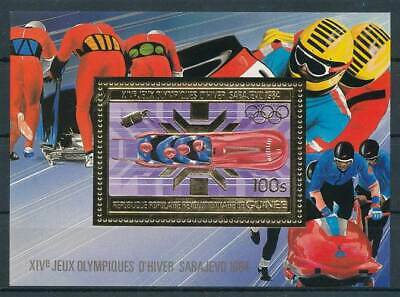 Ausdauernd 252369 Sport & Spiel Guinea Block 79a** Olympiade GüNstige VerkäUfe